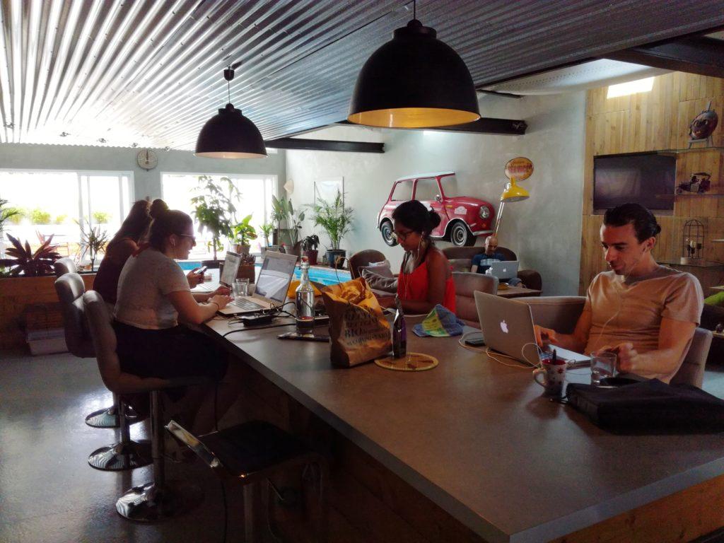 La plage espace de coworking insolite à compiègne