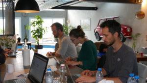 espace coworking la plage Oise